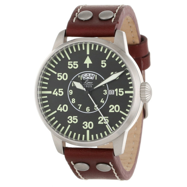 Laco / 1925 Men's 861806 Laco 1925 Pilot Classic Analog Watch