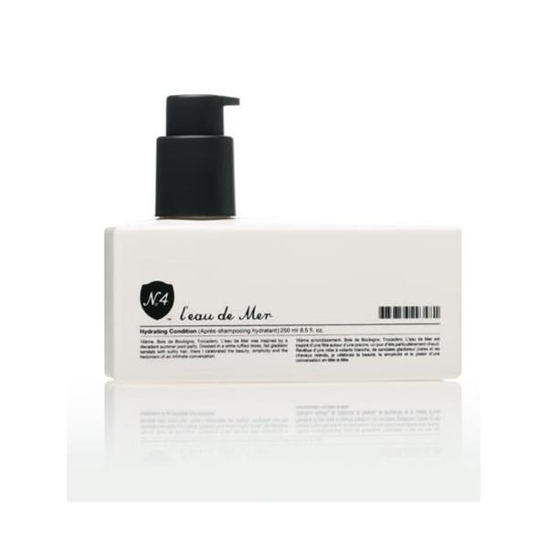 N.4 High Performance Hair Care - L'eau de Mer Hydrating Condition - 8.5 oz