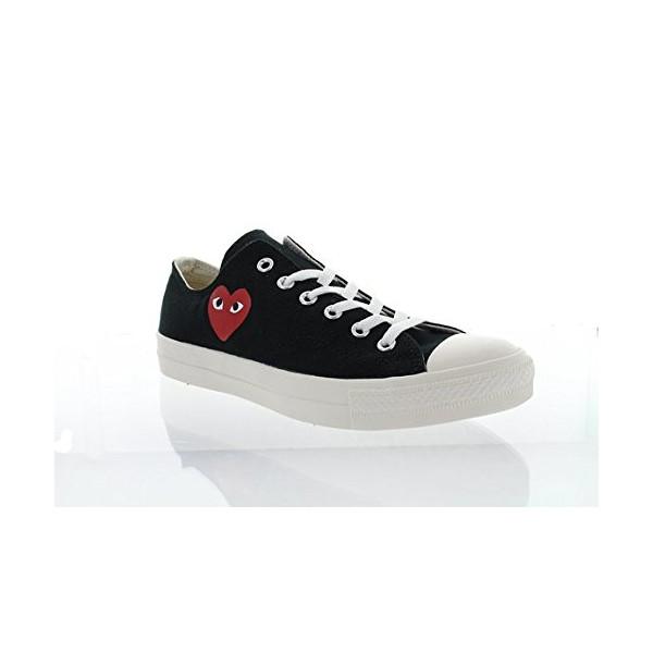 Comme Des Garcons Black Low-top Sneakers (8)