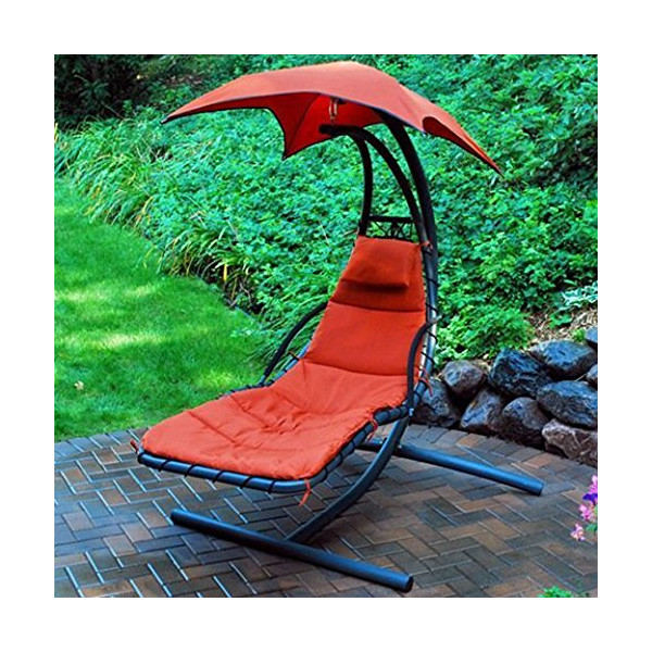 Algoma Net Company Cloud 9 Hanging Chaise Lounger