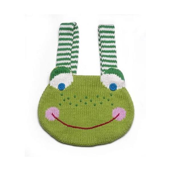 Blabla Frog Backpack