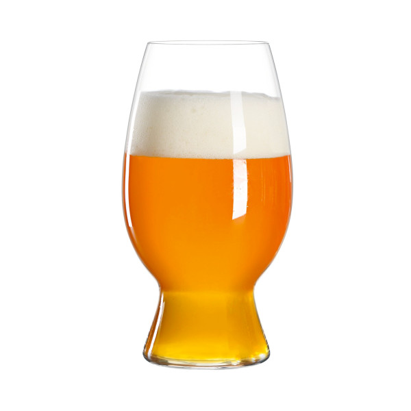 Spiegelau American Wheat-Witbier Glass, Pack of 4