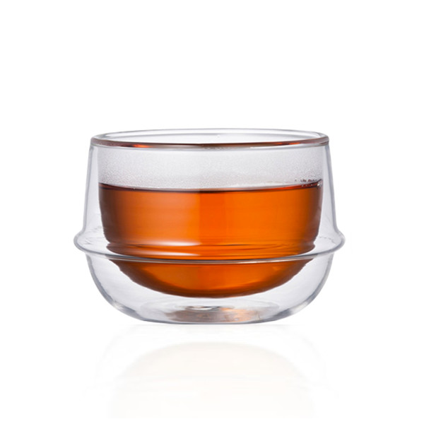 Kronos Double Wall Tea Cup
