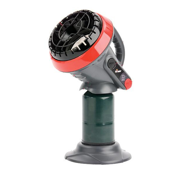 Mr. Heater Little Buddy Propane Heater, Indoor Safe