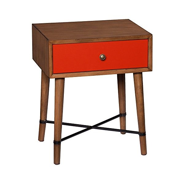 Southern Enterprises Norwich End Table