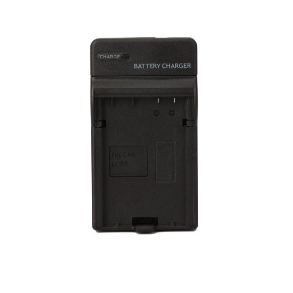 FireKingdom LP-E8 LPE8 Battery Charger for Canon Rebel T2i T3i EOS 550D 600D