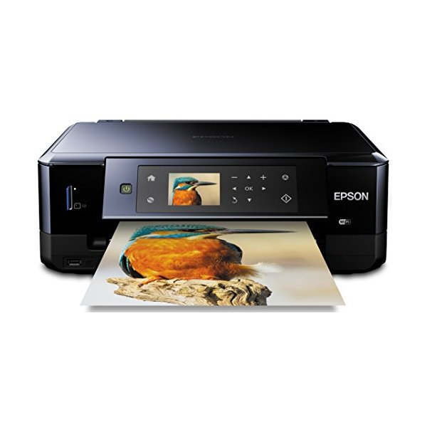 Expression Premium XP-620, Wi-Fi Multifunction 3in1 ultra compact inkjet photo quality, 5 ink cartridges, speed 13/10 pp