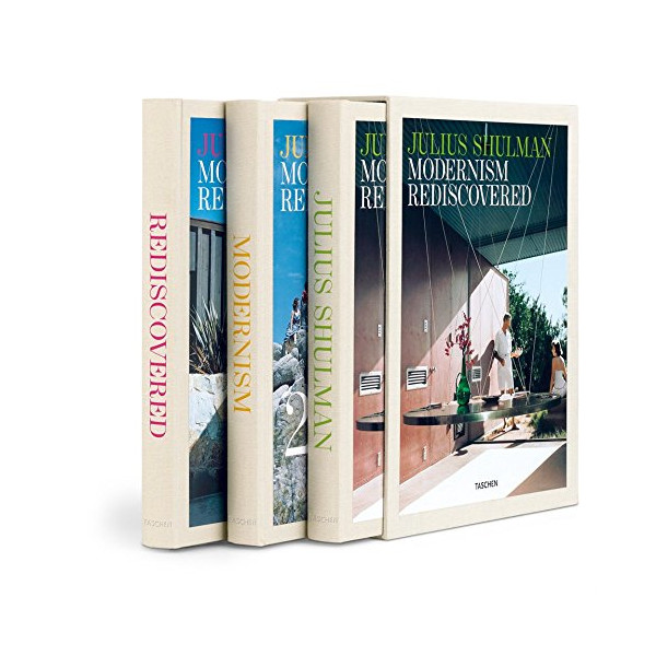 Julius Shulman: Modernism Rediscovered, 3 Vol.