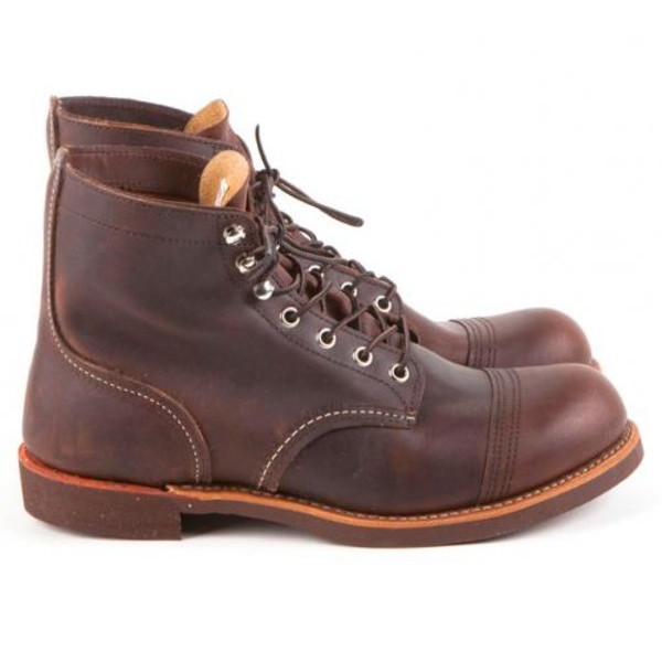 Red Wing Heritage 6 Inch Iron Ranger Boot, Copper