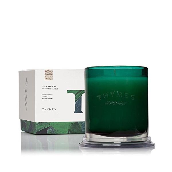 Thymes Jade Matcha Candle