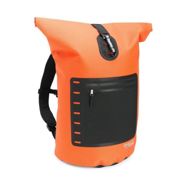 SealLine Urban Backpack, Orange, Large