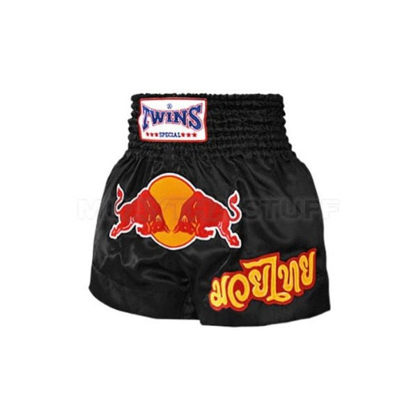 Twins Special Muay Thai Boxing Shorts Satin Shorts 056 (L)