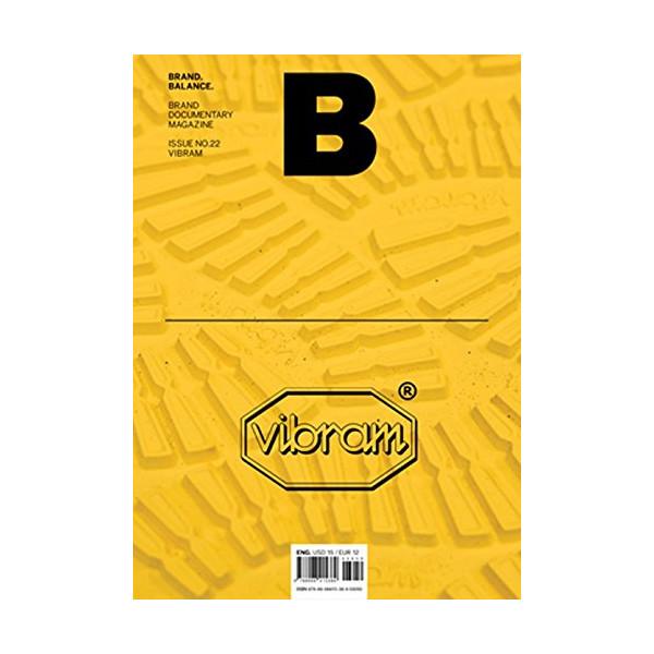 Magazine B - Vibram