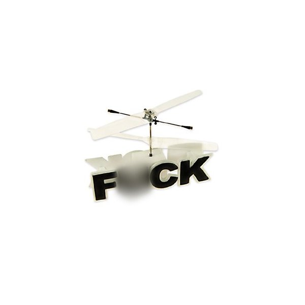 Flying F*ck Rc Helicopter