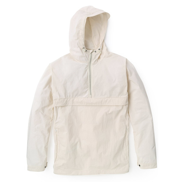 Norse Projects Men's Frank Light Anorak, Kit White