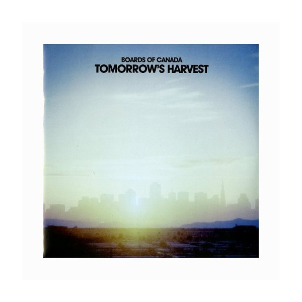 Boards of Canada - Tomorrow's Harvest, Vinyl