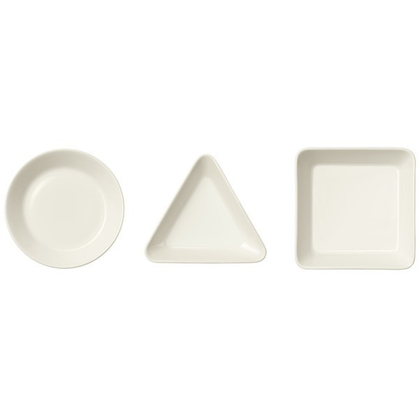 Iittala 3-Piece Teema Mini Serving Set, White