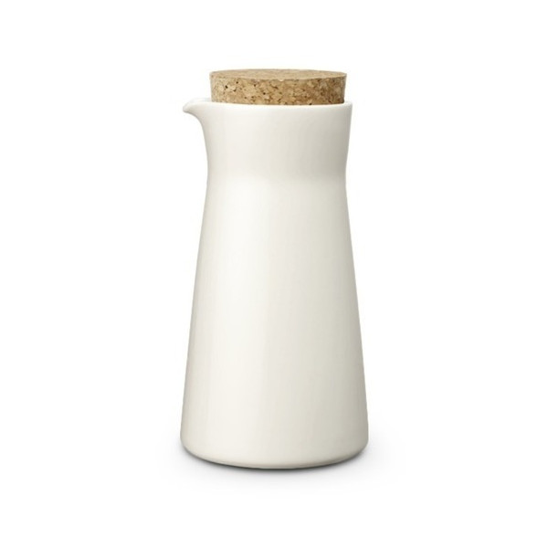 Iittala Teema 6-3/4-ounce Milk Jar, White