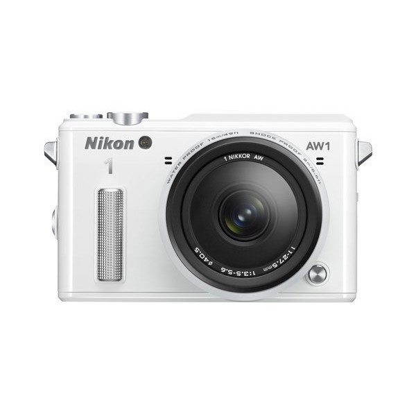 Nikon 1 AW1 14.2 MP HD Waterproof, Shockproof Digital Camera System