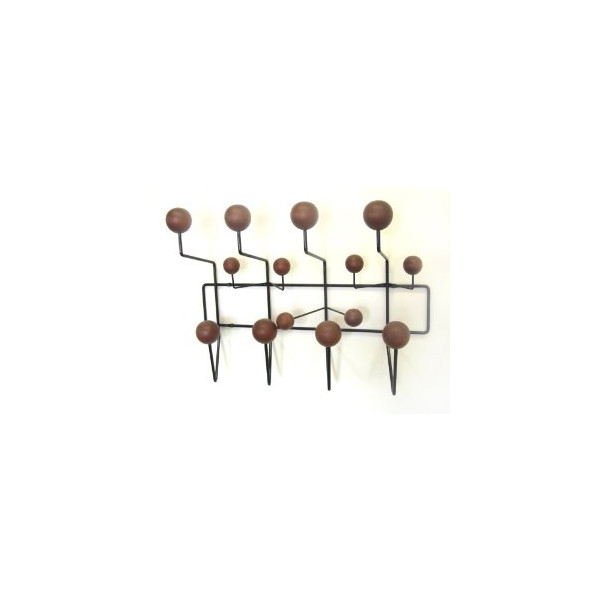 George Nelson Style Mini Hang It All Coat Rack