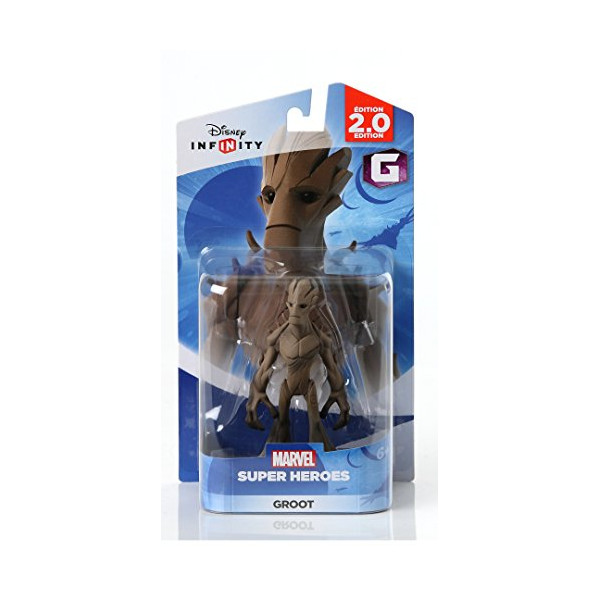 Disney INFINITY Disney Infinity: Marvel Super Heroes (2.0 Edition) Groot Figure - Not Machine Specific