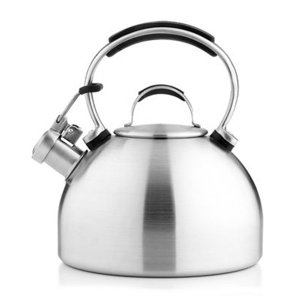 KitchenAid 2-Quart Brushed Stainless Steel Kettle