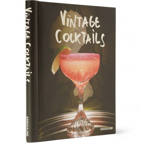 Vintage Cocktails [Hardcover]