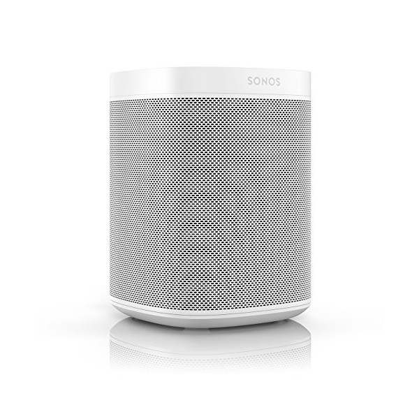 All-new Sonos One – Voice Controlled Smart Speaker with Amazon Alexa Built In (White)