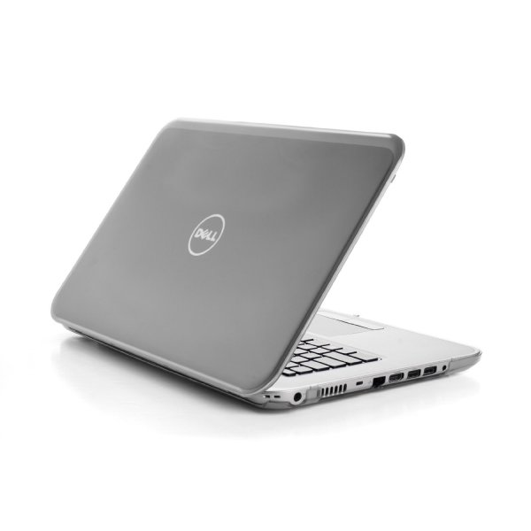 "iPearl mCover Hard Shell Case for 15.6"" Dell Inspiron 15z Model 5523 Ultrabook laptop (Clear)"