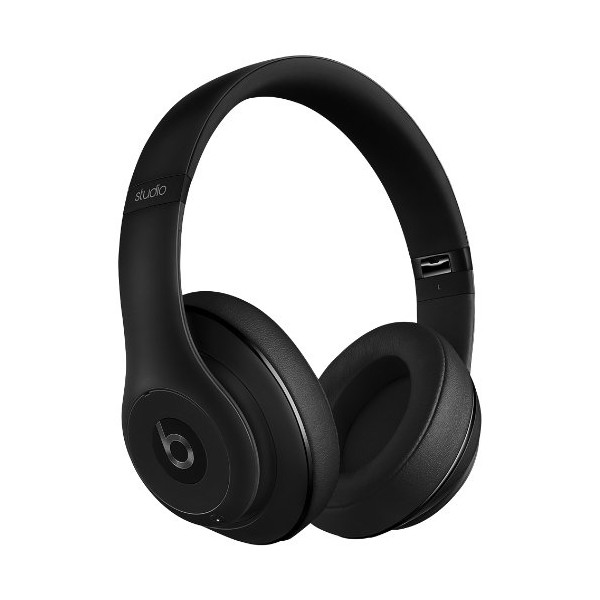 Beats by Dr. Dre Studio Wireless Over-Ear Headphones - Matte Black