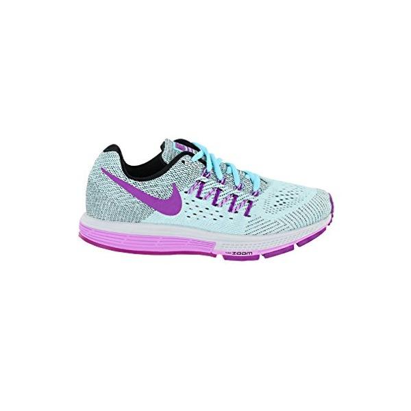 Nike Air Zoom Vomero 10 Running Shoe - Women's Copa/Black/Guchsia Glow/Vivid Purple, 8.0