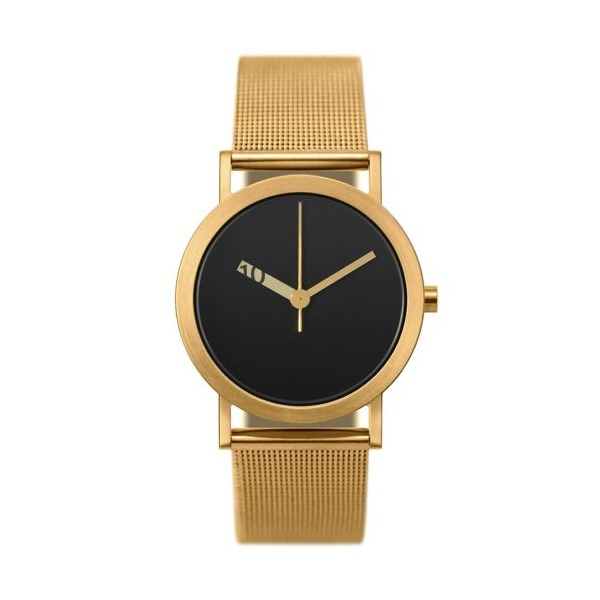 Normal Timepieces - Extra Normal - Gold Mesh