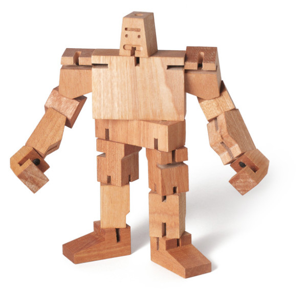 Areaware Guthrie Cubebot