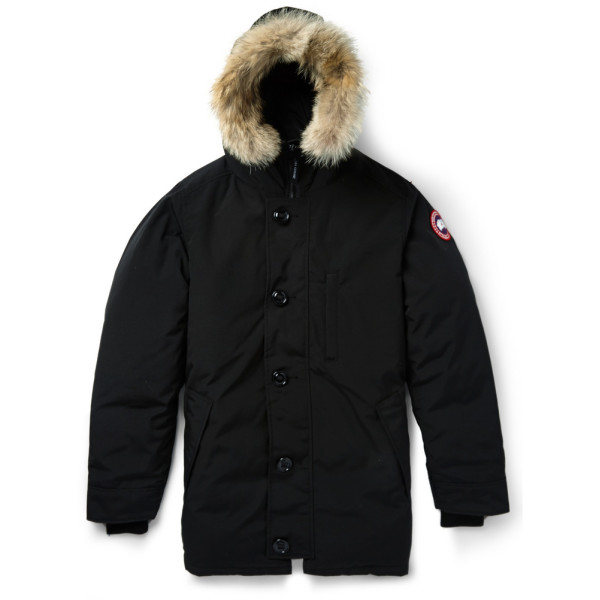 Canada Goose The Chateau Jacket, Black