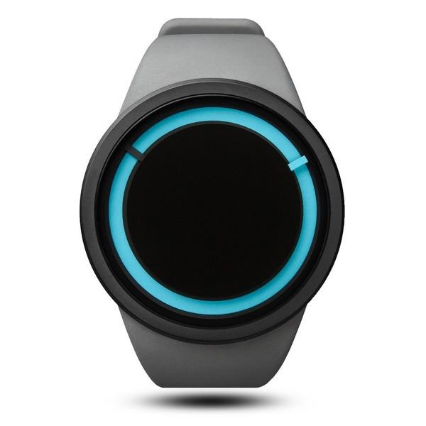 ZIIIRO Watch, Eclipse Grey