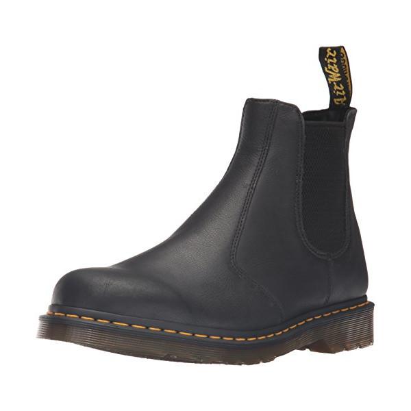 Dr. Martens Men's 2976 Carpathian Chelsea Boot, Black, 8 UK/9 M US