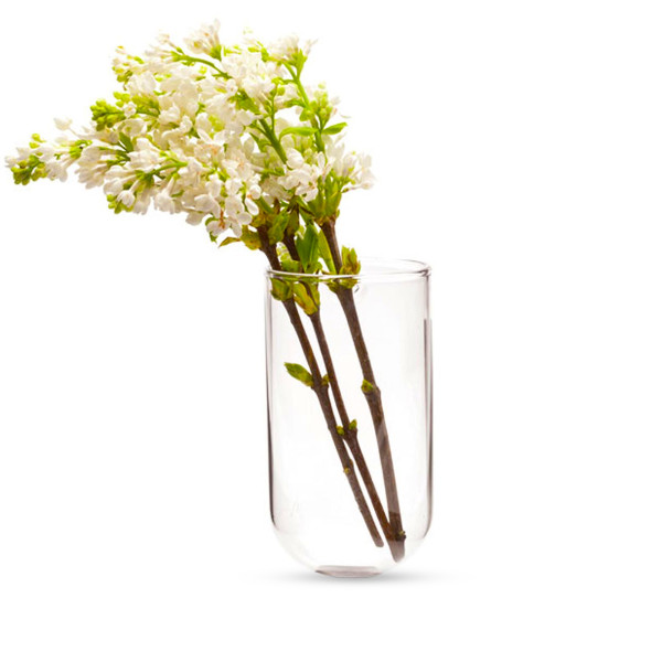 Chive, Hudson Wall Hanging Glass Vase