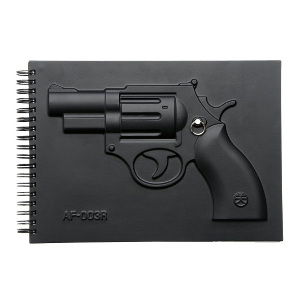 Armed Notebook, Revolver