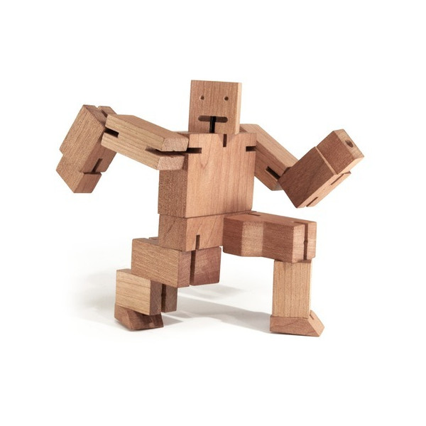 Areaware Cubebot Medium