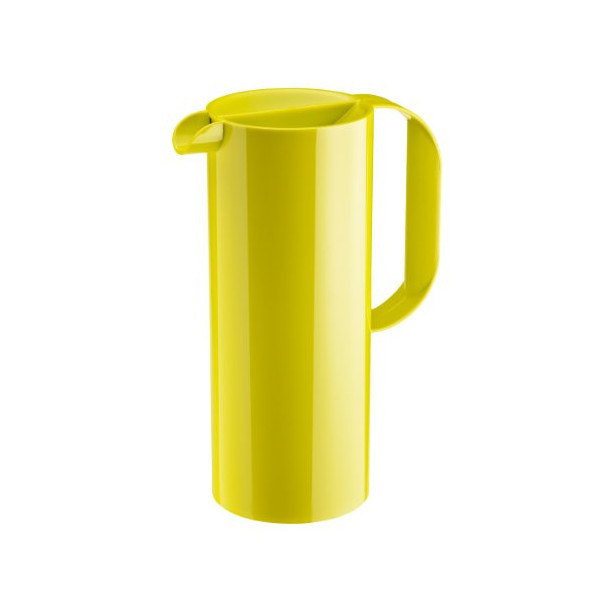 Koziol Rio Solid Mustard Juice Pitcher, 100 by 164 by 249mm