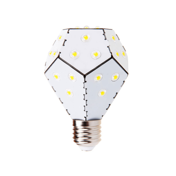 Nanoleaf Bloom Light Bulb, White