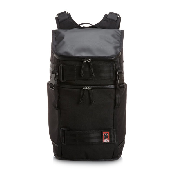 Chrome Unisex Niko Pack Black Backpack
