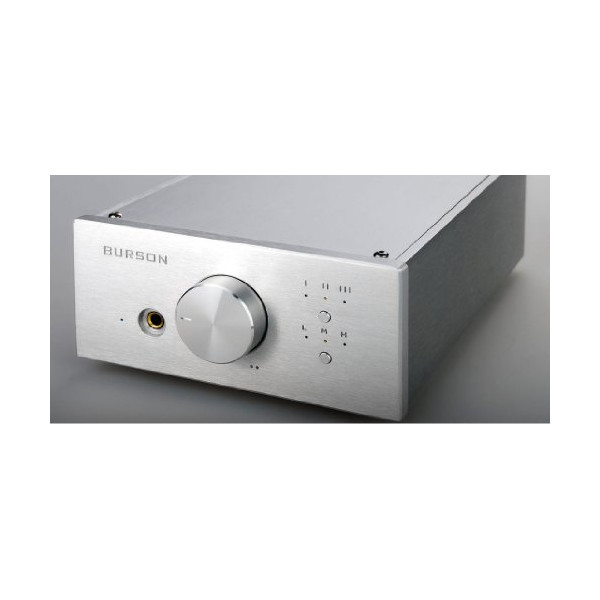 Burson Audio - Soloist - Headphone Amplifier and Pre-Amplifier