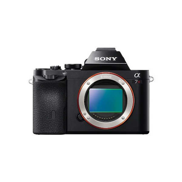 Sony a7R Full-Frame 36.4 MP Interchangeable Digital Lens Camera - Body Only