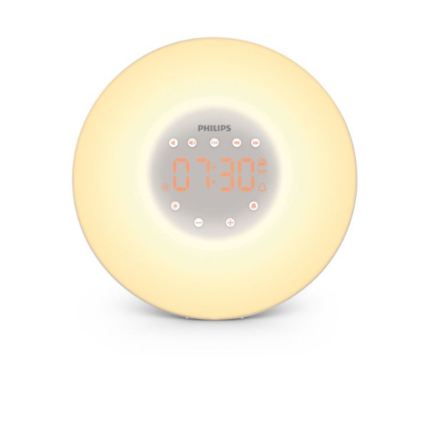 Wake-up Light HF3505 - Radiouhr