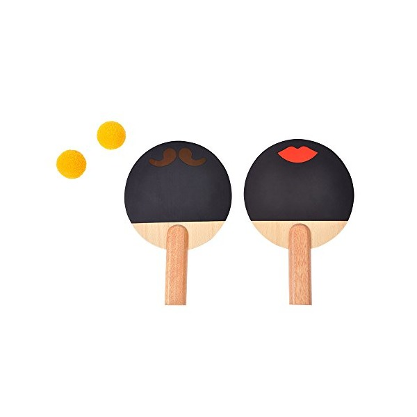 Huzi Design Table Tennis with Paddles