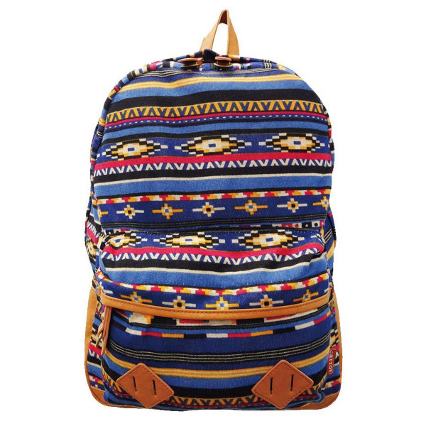 Carrot Native Backpack (Blue)