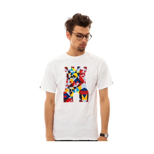 Crooks and Castles Men's The Mosaic Castle Tee