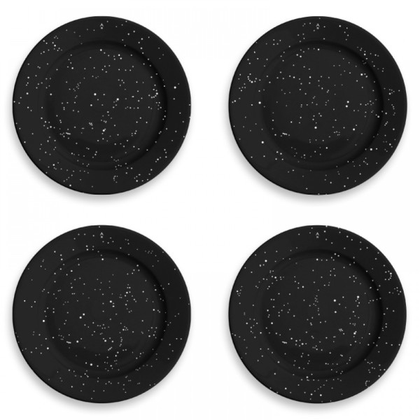 Constellation Plate Set