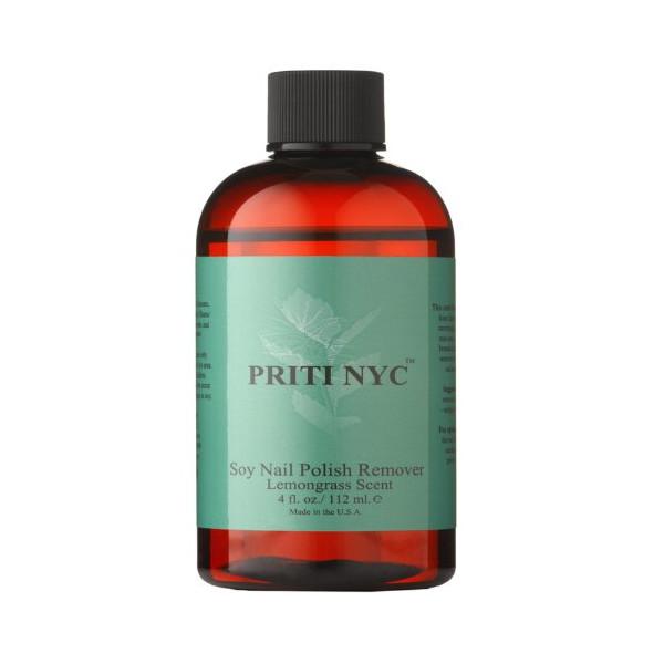 Non-Toxic Soy Nail Polish Remover